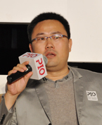 微星科技中国区总经理李晋凯
