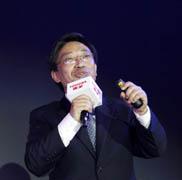 东芝电脑网络有限公司产品市场部部长 董奕 先生