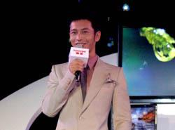 黄晓明先生讲述作为东芝代言人的感受