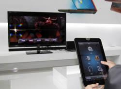 东芝电视可以用pad作为控制器