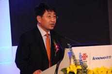 中国联通集团销售部总经理于英涛先生