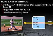 HD3D支持HDMI 1.4a