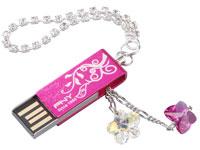 PNY 水晶之恋8GB优盘