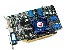 蓝宝Radeon X300黄金版