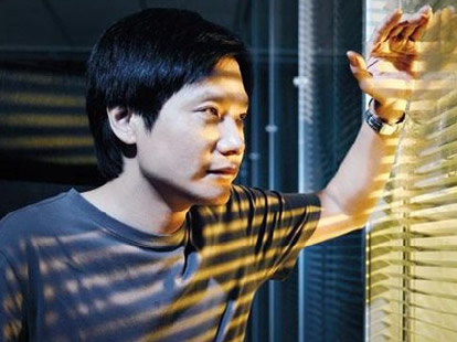 小米创始人CEO雷军