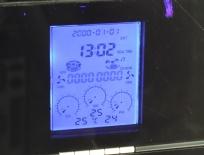 液晶温控监屏