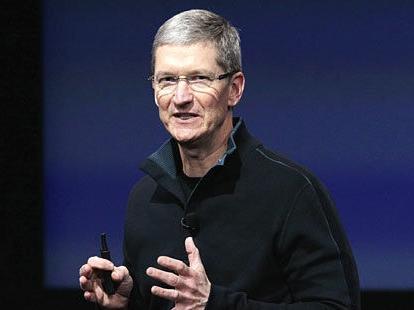 苹果CEO乔布斯接班人蒂姆·库克其人其事