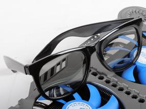 轻量化无电池3D眼镜