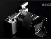 索尼NEX5数码相机