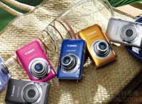 开学数码相机全推荐