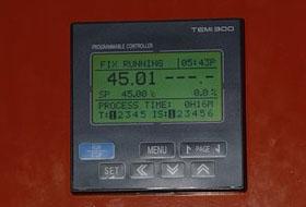 恒温箱45度模拟测试