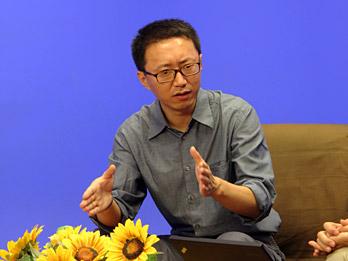 AOC TV事业部总经理董军做客ZOL