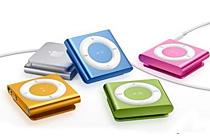 奖品:苹果iPod shuffle 4