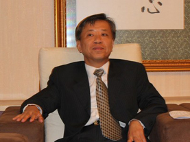 Acer显示事业总处长苏逸民先生