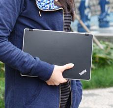 ThinkPad E10 顶盖