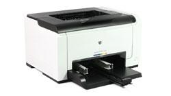 惠普CP1025彩色激光打印机