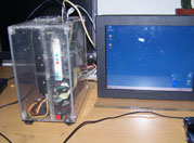 双塔垂直风道ITX小机箱