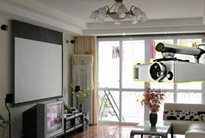 明亮客厅享高清 高亮宽屏投影推荐