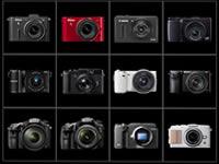 12大最热门数码相机产品