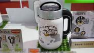 九阳展出新品豆浆机