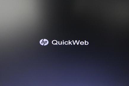 省电又实用 惠普QuickWeb系统全面解析