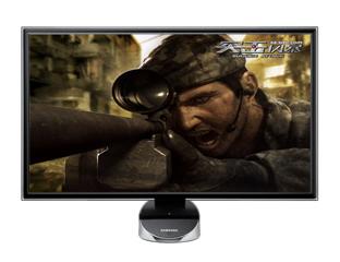 3D+TV+网络功能 三星T27A750液晶首测