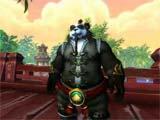武僧熊猫人