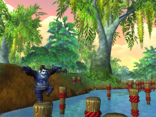 魔兽 熊猫人之谜