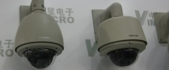 中星电子720p高清网络高速球