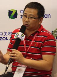 邢立汉:淳中视讯音视频行业全国第一