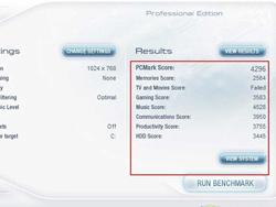 APU混合交火 HP Pavilion g4性能评测