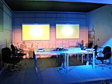 教育投影机展示区