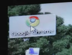 Google Chrome 广告