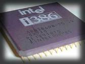 1985年:英特尔80386