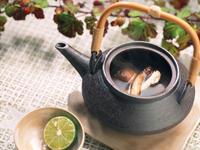去腻减肥喝好茶 冬季怎样快速烧开水