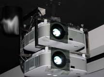 智能叠加 NEC NP3250W+工程投影机促销