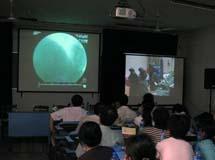 NEC NP3250+投影机在医疗行业的应用
