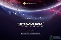 3D性能测试:3DMark Vantage