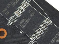 高速GDDR5 0.4ns显存