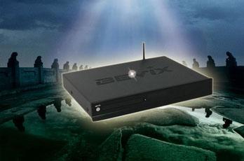 硬盘光盘完美支持 测发烧级碧维视BV8178