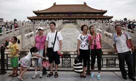 高校专业组银奖作品——中国式旅游