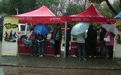 雨中试用产品的同学