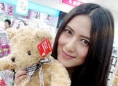 小熊可爱美女更可爱
