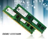 PNY DDR3 1333/1600内存