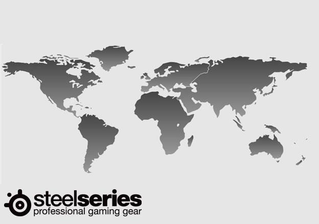 Steelseries全球销售网络