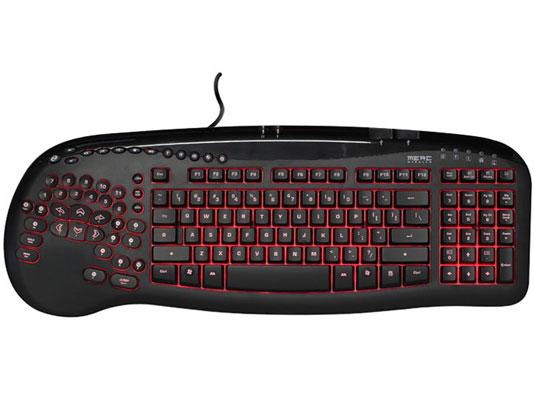 SteelSeries Merc背光键盘