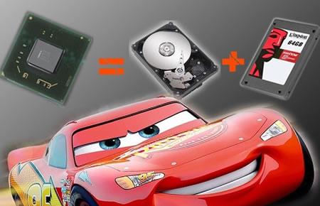实测IntelSSD加速技术