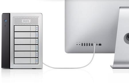 苹果Thunderbolt技术介绍
