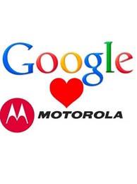 谷歌收购摩托罗拉