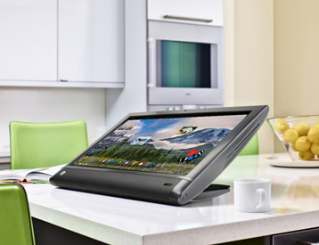 HP TouchSmart610一体台式电脑